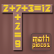 Math pieces by zielok.com