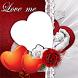 Valentines Day Photo Frames by hafdev.inc