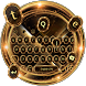 Rich Gold Keyboard Theme by cool wallpaper