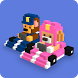 Paw Puppy Traffic Racing Patrol by Cool Games Free