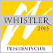 President's Club 2015 Whistler by BI WORLDWIDE Event Solutions