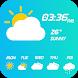 Weather Alerts 2018: Weather Live updates & Widget