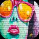 Graffiti 3d wallpaper-full Graffiti Drawings color by D-Create-Dev