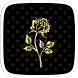 Gold Rose Luxury Theme by Huizhang Theme