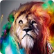 Lion Keyboard Theme by Keyboard Creative Park