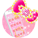 Kitty Pink Diamond Wallpaper