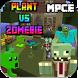 Plant Mod zombies minecraft Pe by iSmart Tech
