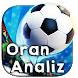 Football Betting Odds Analysis by cmedya