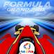Formula Grand Prix Car Racing