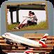 Aeroplane Photo Frames by Rudra Infotech