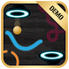 Flip & Slide Demo - a Ball and Physics Game by BL4CKL00P