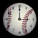 San Francisco Giants Clock Wid by WebUSA