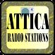 Attica Radio Stations by Tom Wilson Dev