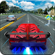 Driving in speed car by Kugame
