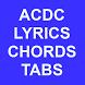 ACDC Lyrics and Chords by KharchenkoAlexey