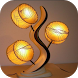 New Decorative Lamp Design by FIBERAL