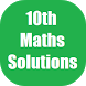 Maths X Solutions for NCERT by Easify Apps
