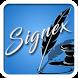 Signex :Signature PDF & Image File docs by Open Educational Forum