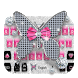 Pink Diamond Butterfly Keyboard by Bestheme Pink shining album collection