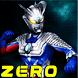 Guidare Ultraman Zero by Mahzam