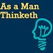 As A Man Thinketh by miranovadev