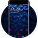 Dark Blue Abstract Theme for Vibe K5 HD Wallpaper by Cool Theme Workshop