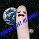 Finger Lost In Space by RolandK