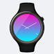 Essential Gradients Watch Face by Marco Uberti