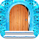 Frozen Doors - Can you Escape 100 Doors ice land ?