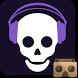 Skeletons vs 3D Audio VR by Hear VR