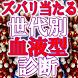 【最新】血液型占い by Rensa co. ltd.
