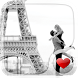 Cute paris Love Wallpaper by UniversalWallpapers