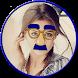 Funny Eye Nose Glasses Changer