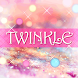 Twinkle Luxury by Keyboard and HD Live Wallpapers