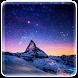 Midnight Sky Live Wallpaper