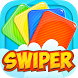 Swiper - fast reflex card game by DropKickPunch Games