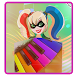 Best Piano harley quinn by Appsdevv