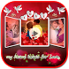 Love Video Maker with Song by Photo Collage Photo Editor