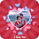 Romantic Love Photo Collage by Photo Editor Solution