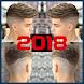 Latest Boys hair style 2018 by Alphaapps