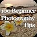 100 Beginner Photography Tips by Homaak Inc