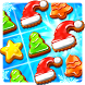 Christmas Cookie - Fun Match 3 by RV AppStudios