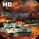 Iron War Tank Battle by afuffstudio