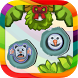 Snowman Moles - Christmas game by Educa Kids