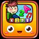 Kids Educational Games Laptop by GunjanApps Studios
