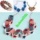 Craft Necklaces ideas by SyahroniTilla