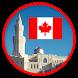 Canada Prayer times 2017 by Mazoul dev