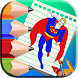 SuperHero coloring book by Box Coloring Games