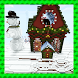 Tomb Crafter. Christmas riddle. MCPE map by Tuan studio