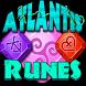 Atlantis Runes by GrupoAlamar